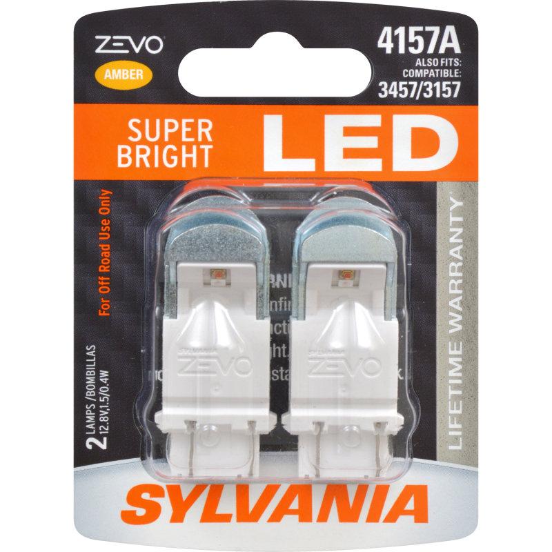 4157A (AMBER) LED Bulb - ZEVO