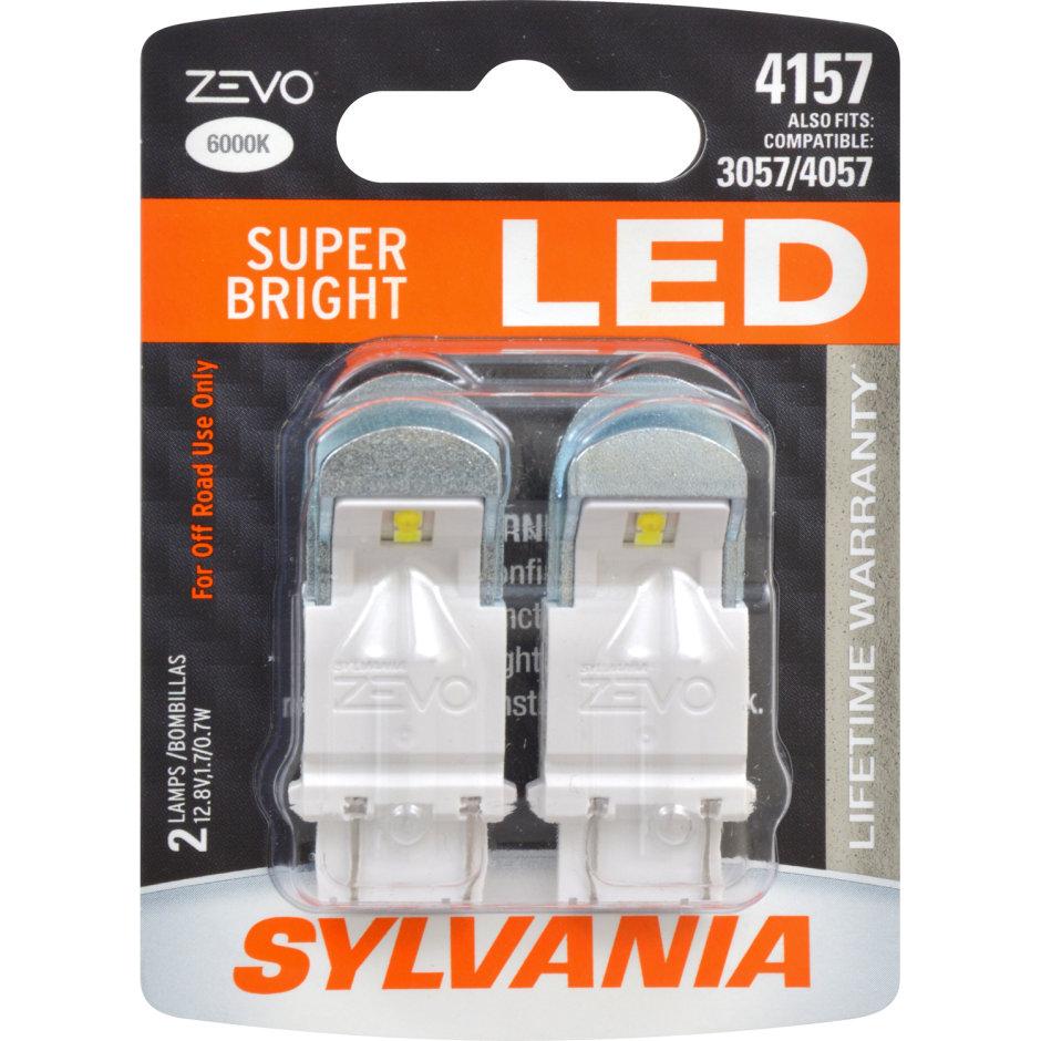 4157 (WHITE) LED Bulb - ZEVO