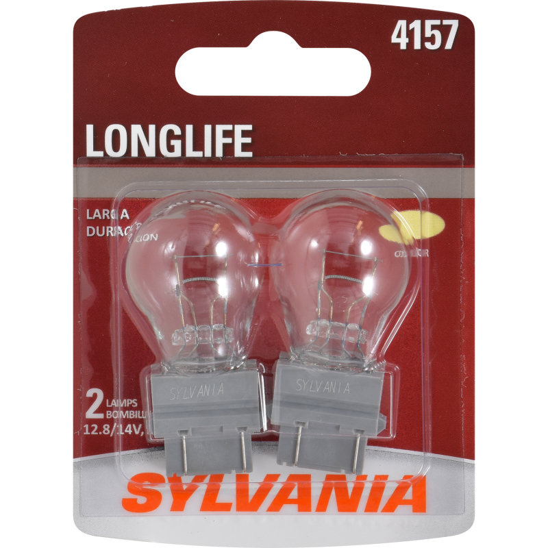 Longer Lasting Oe Quality Sylvania 4157 Long Life Mini