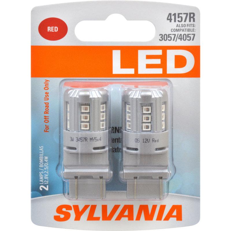 4157R (RED) LED Bulb