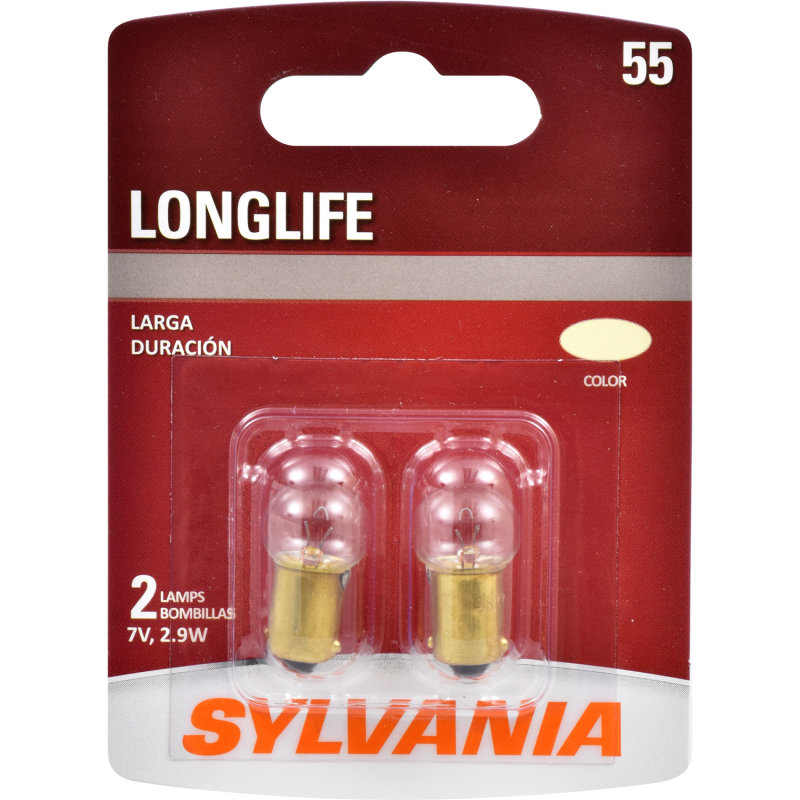 55 Incandescent Bulb - LongLife