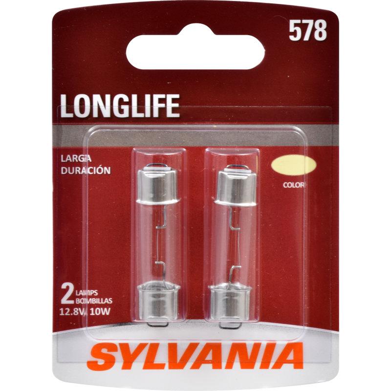 Longer Lasting Oe Quality Sylvania 578 Long Life Mini