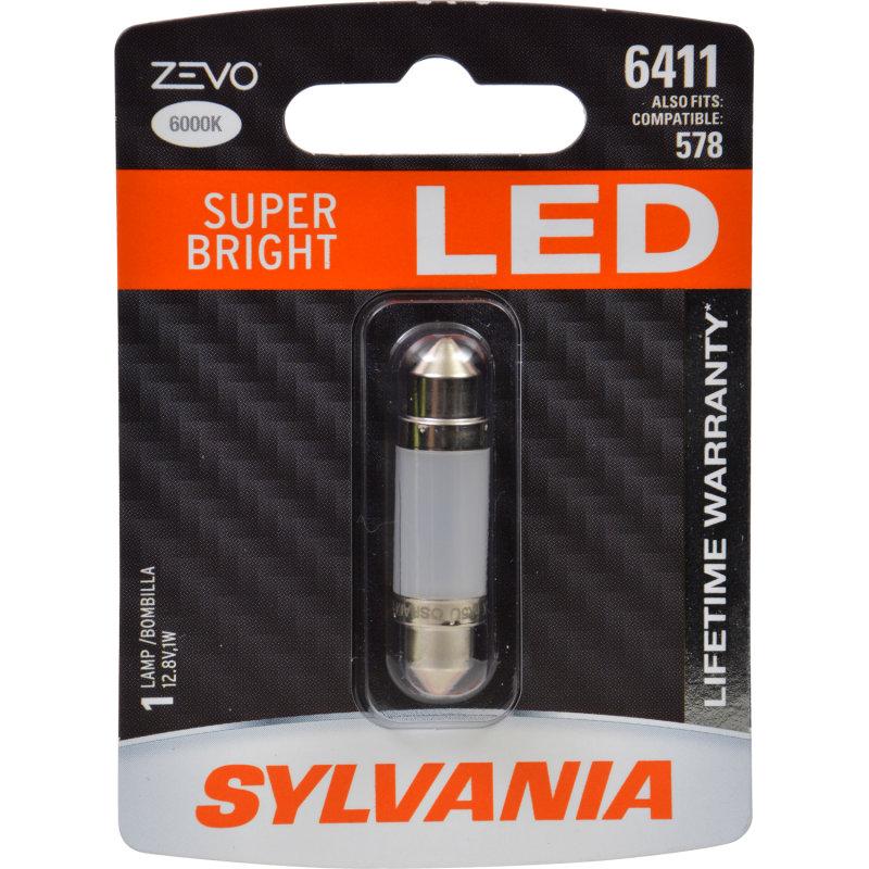 6411 (WHITE) LED Bulb - ZEVO