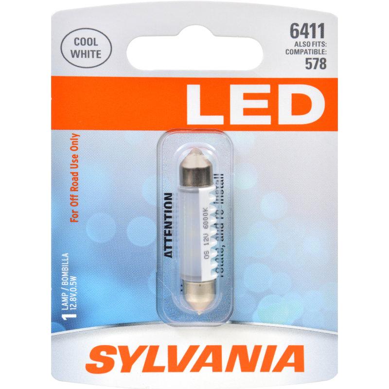 6411 (WHITE) LED Bulb