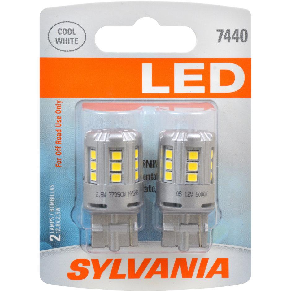 7440 (WHITE) LED Bulb
