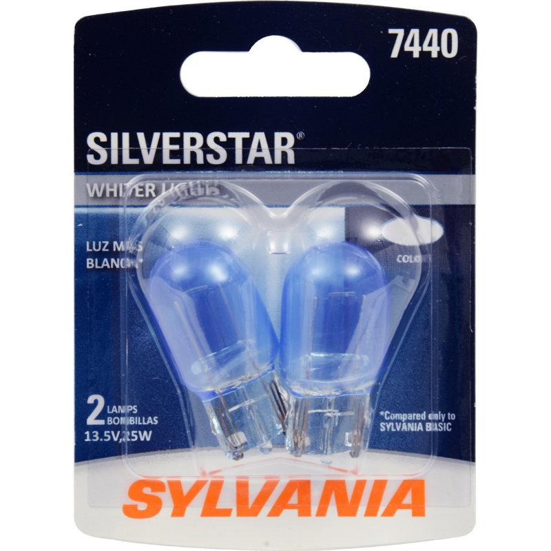 7440 Incadescent Bulb - SilverStar