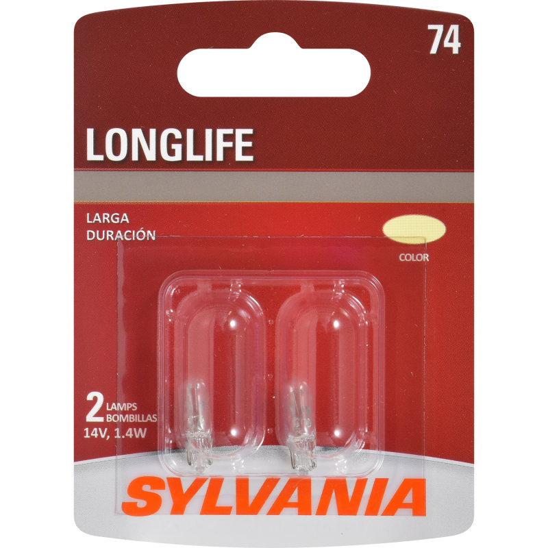 74 Incandescent Bulb - LongLife