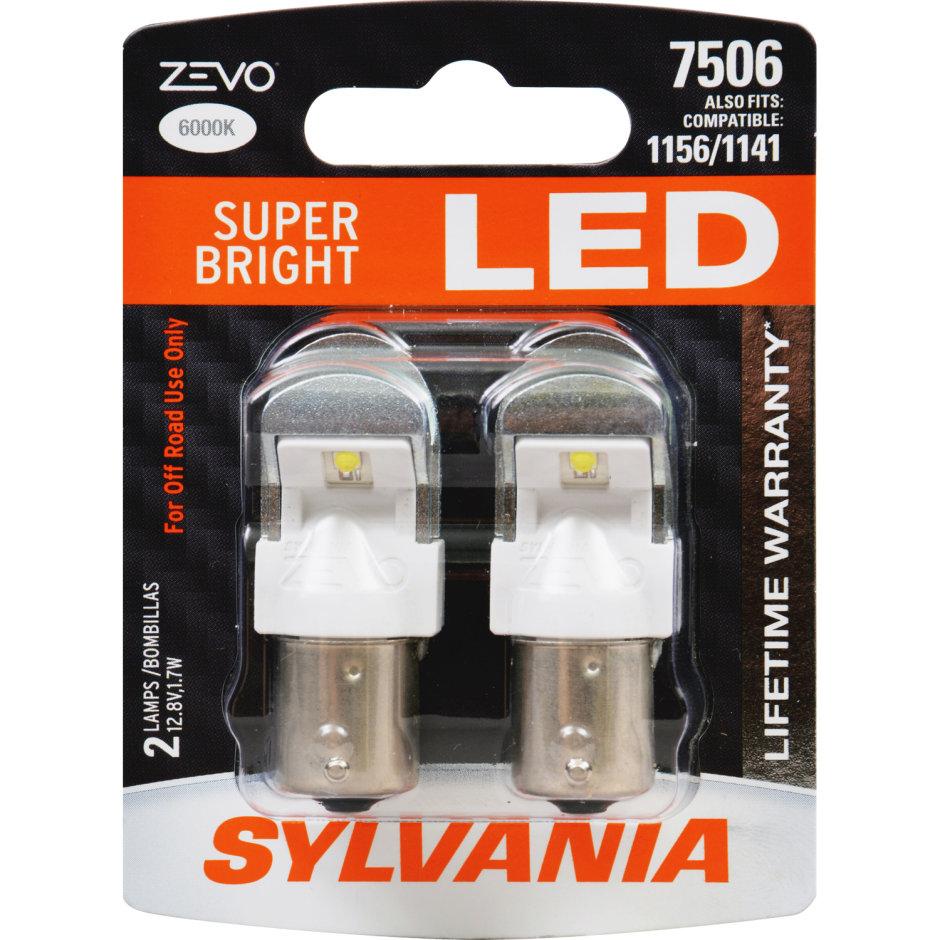 7506 (WHITE) LED Bulb - ZEVO