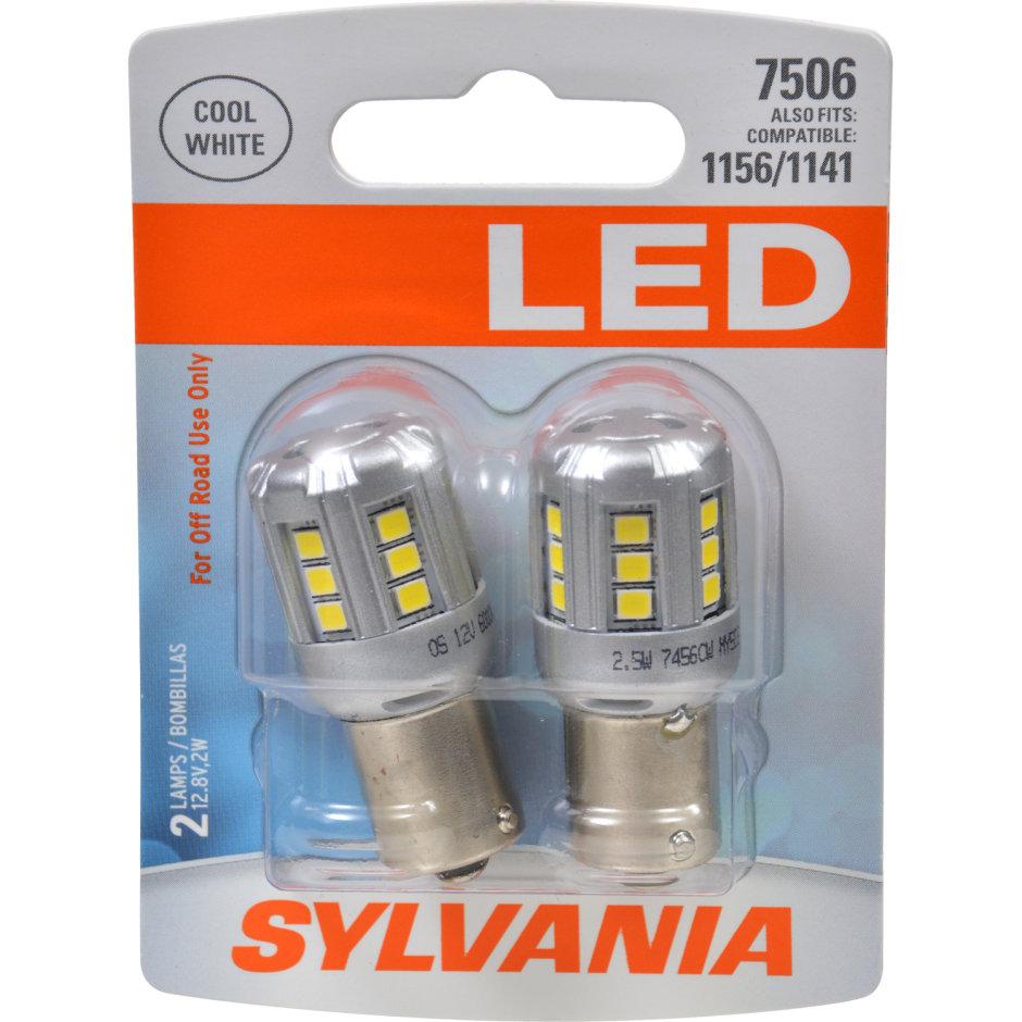 7506 (WHITE) LED Bulb