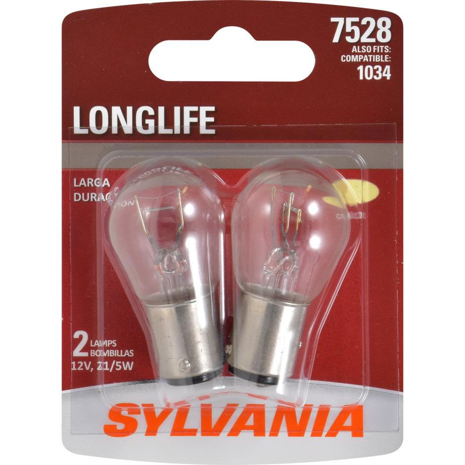 7528 Incadescent Bulb - LongLife