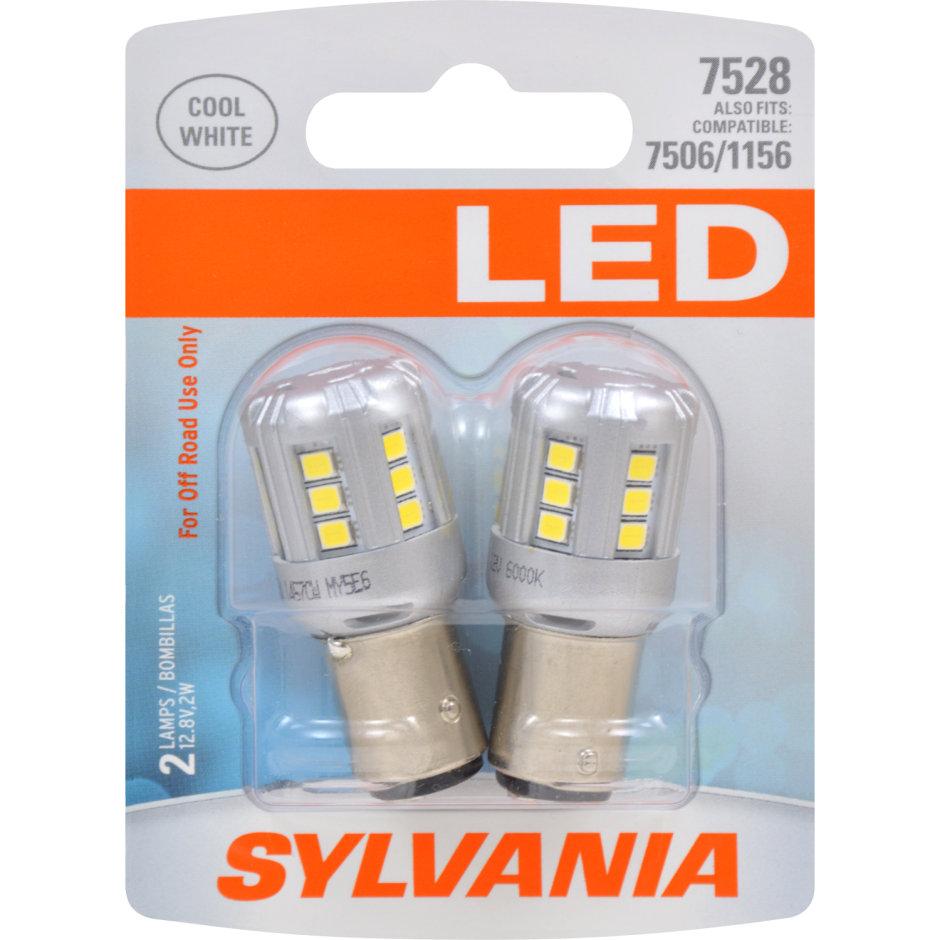 7528 (WHITE) LED Bulb