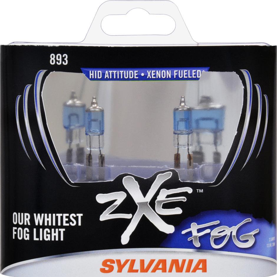 893 Bulb - SilverStar zXe