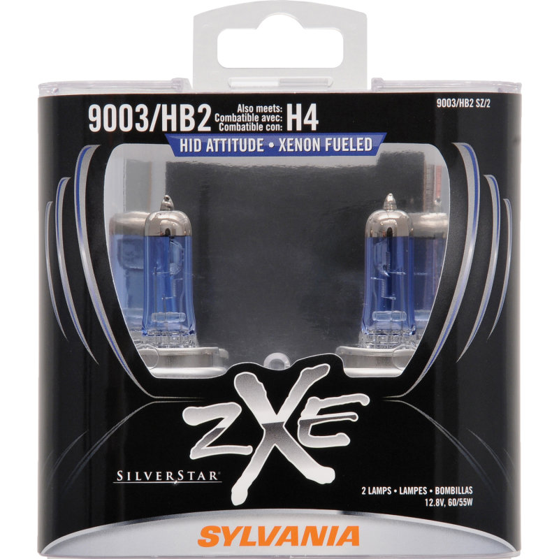 9003 Bulb - SilverStar zXe