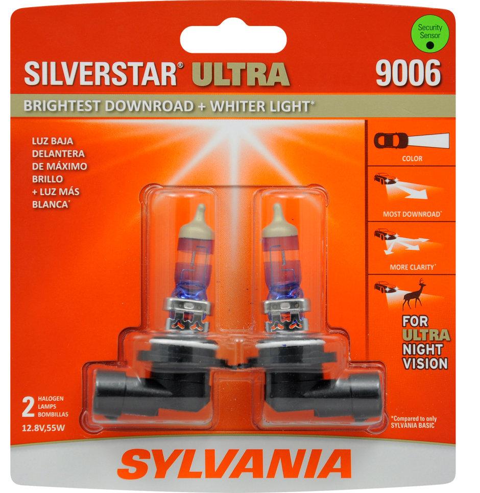 9006 Bulb- Silverstar Ultra