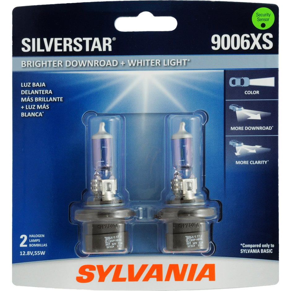 9006XS Bulb - SilverStar