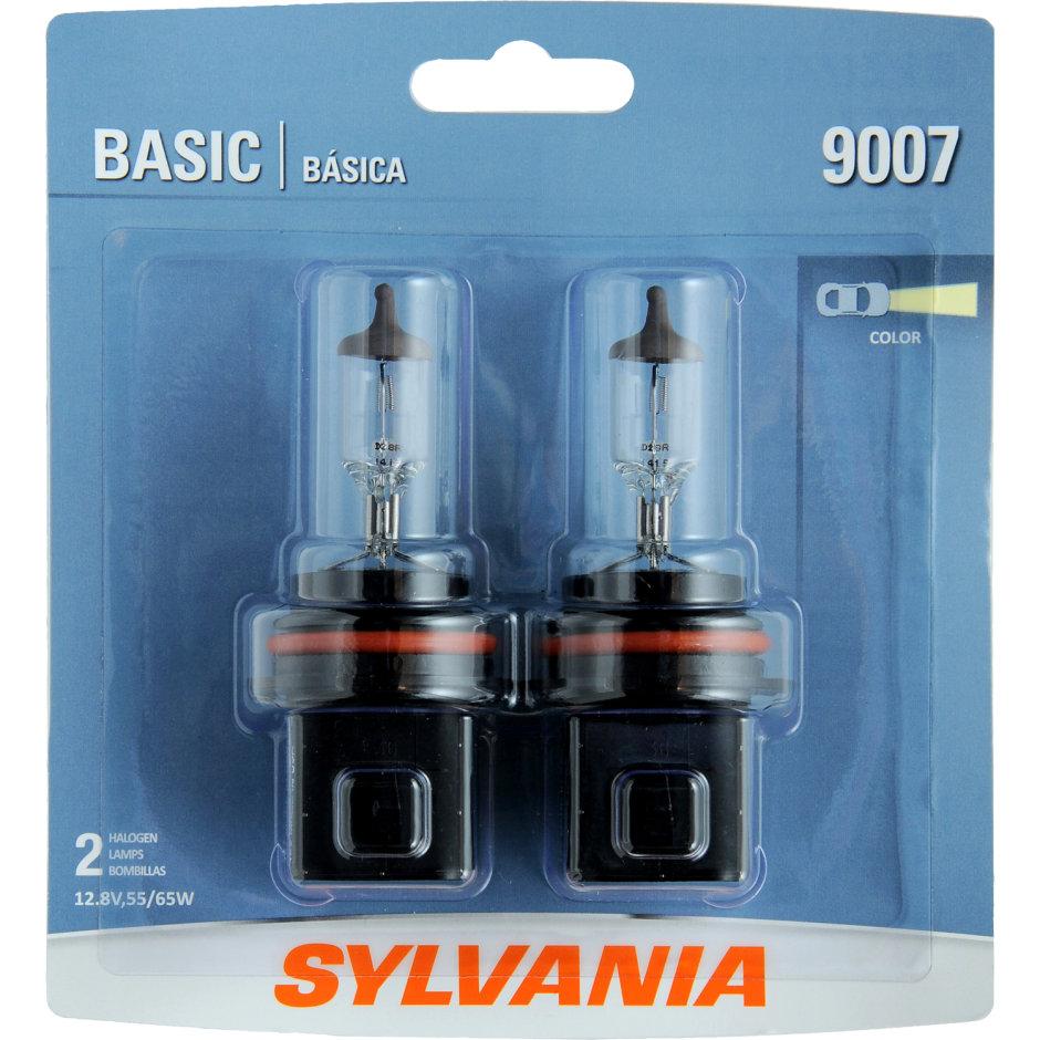 9007 Bulb - Basic