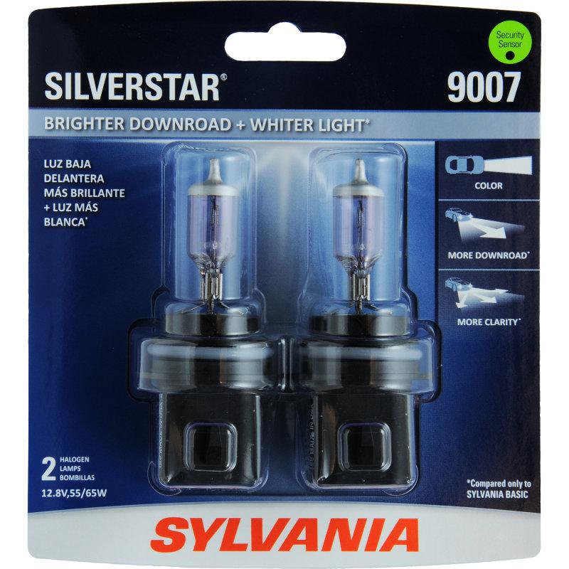 9007 Bulb - SilverStar