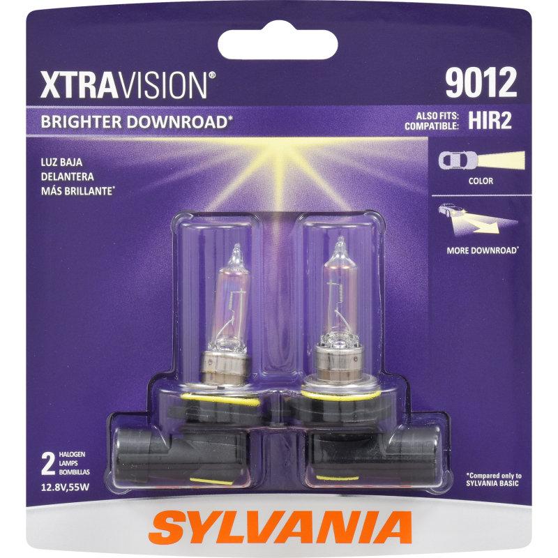 9012 Bulb - XtraVision