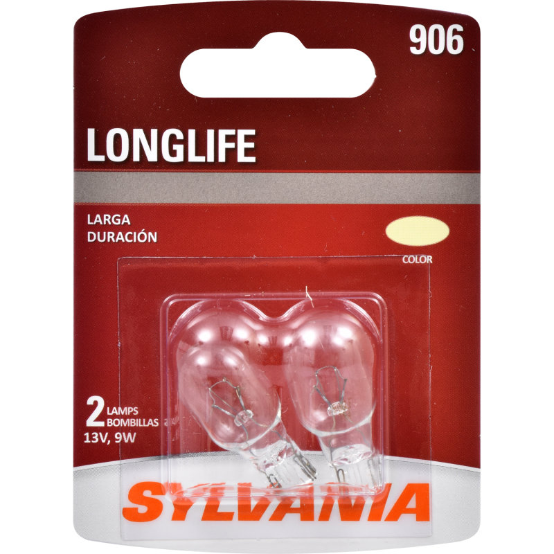 906 Incandescent Bulb - LongLife