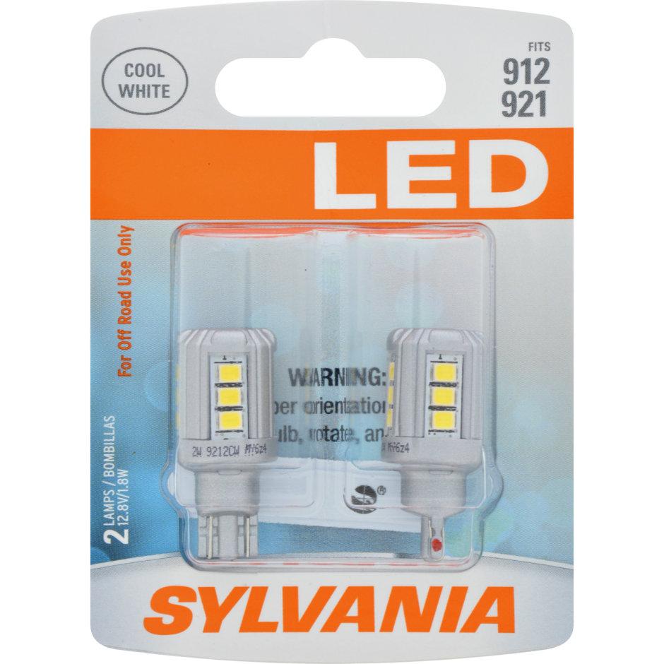 912 (WHITE) LED Bulb