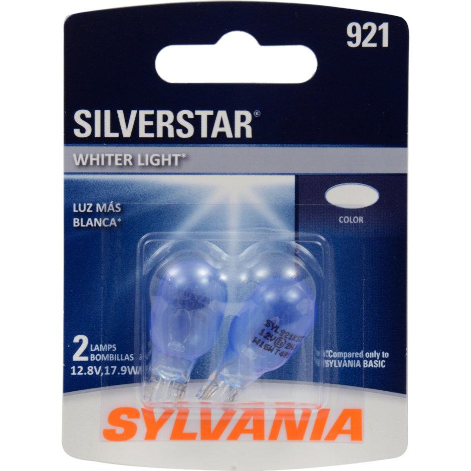 921 Incadescent Bulb - SilverStar