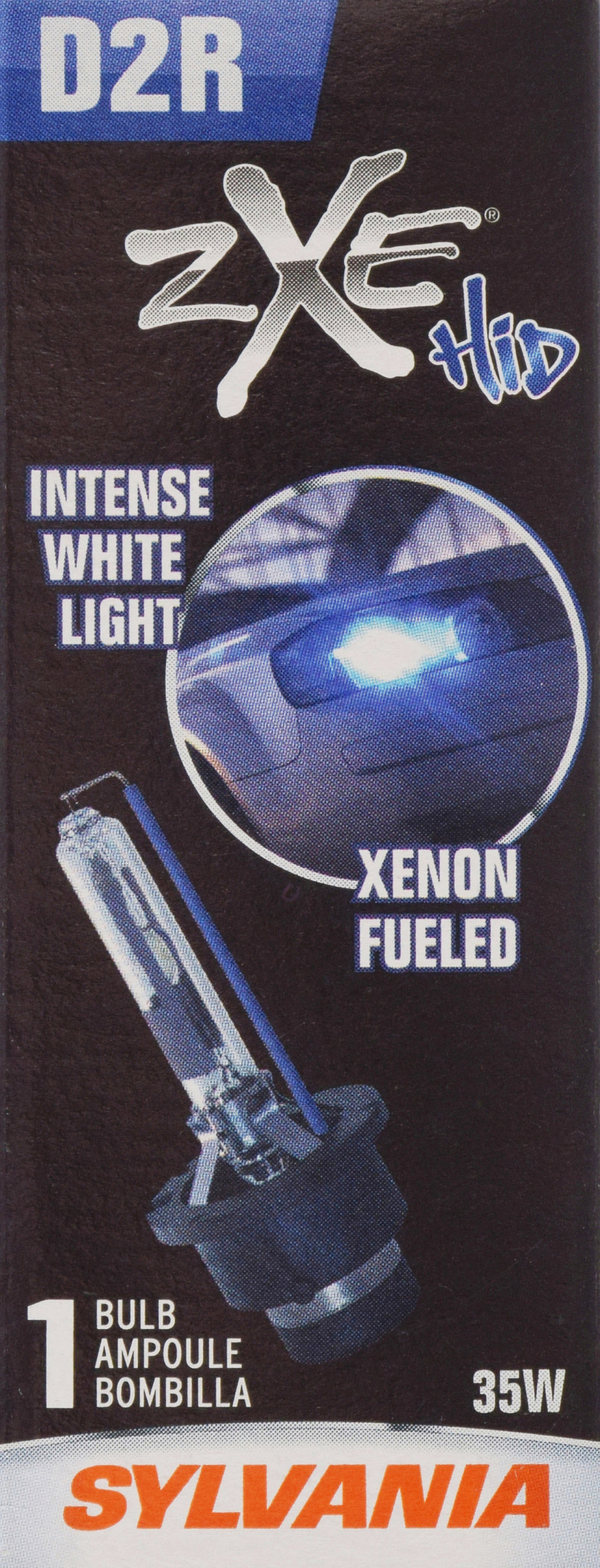Whitest D2R Headlight Bulb