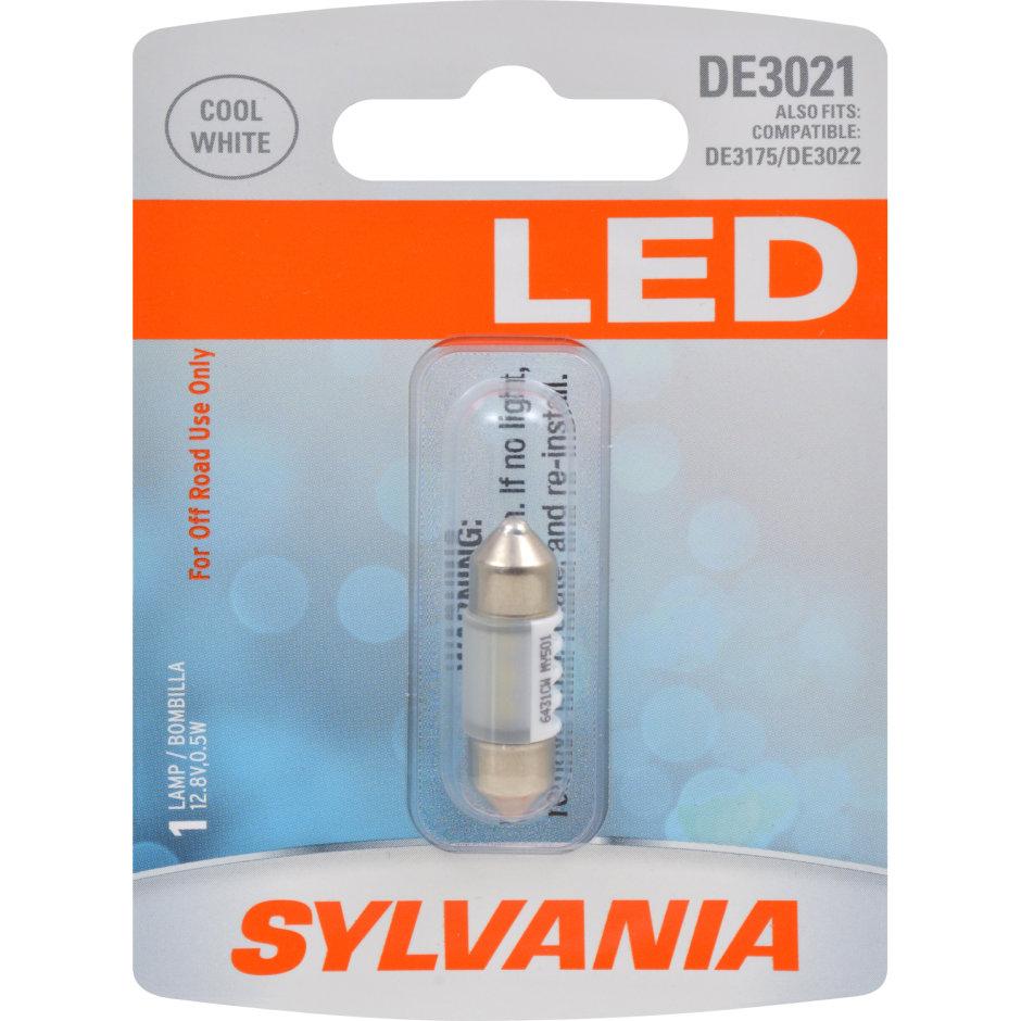 DE3021 (WHITE) LED Bulb