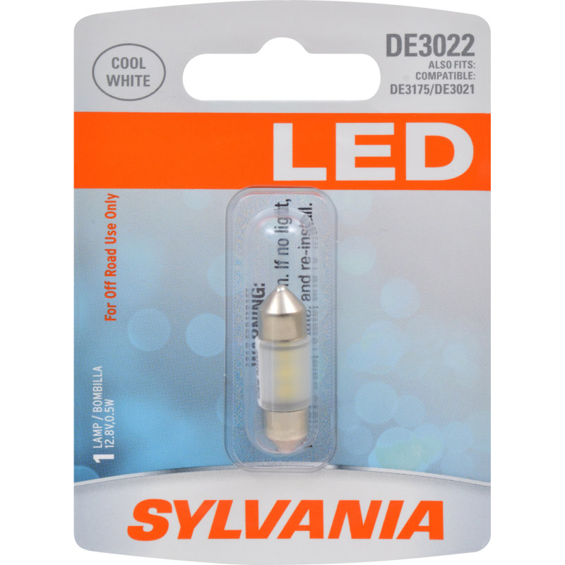 DE3022 (WHITE) LED Bulb