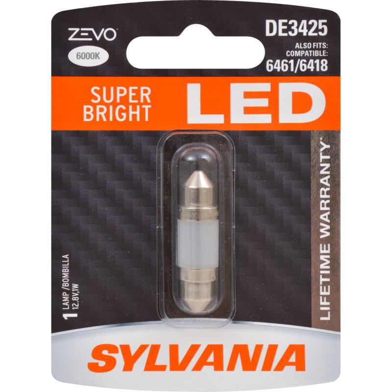 DE3425 (WHITE) LED Bulb - ZEVO
