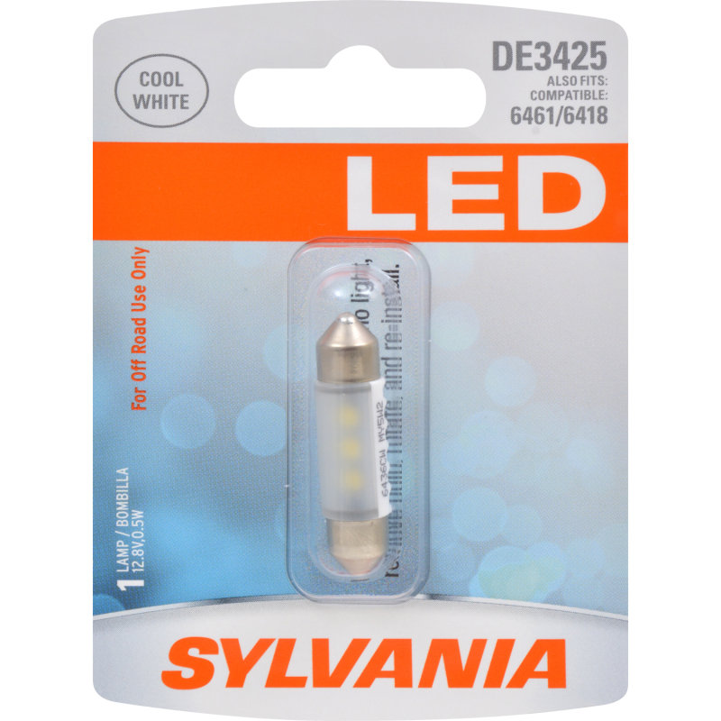 DE3425 (WHITE) LED Bulb