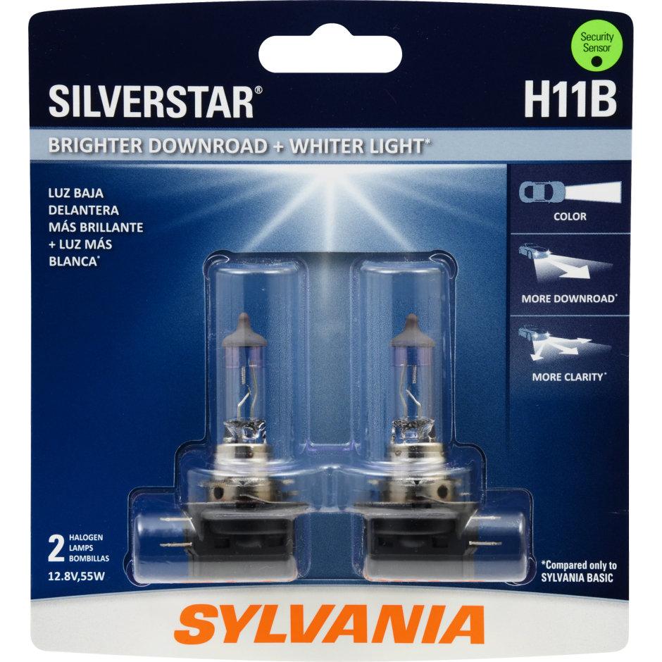 H11B Bulb - SilverStar