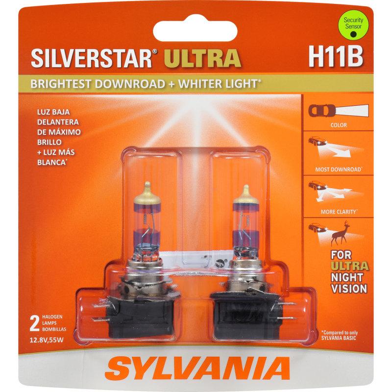 H11B Bulb - SilverStar Ultra