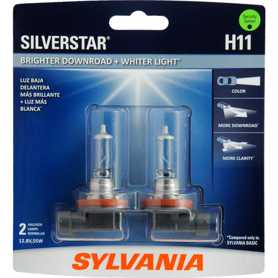 H11 Bulb -SilverStar