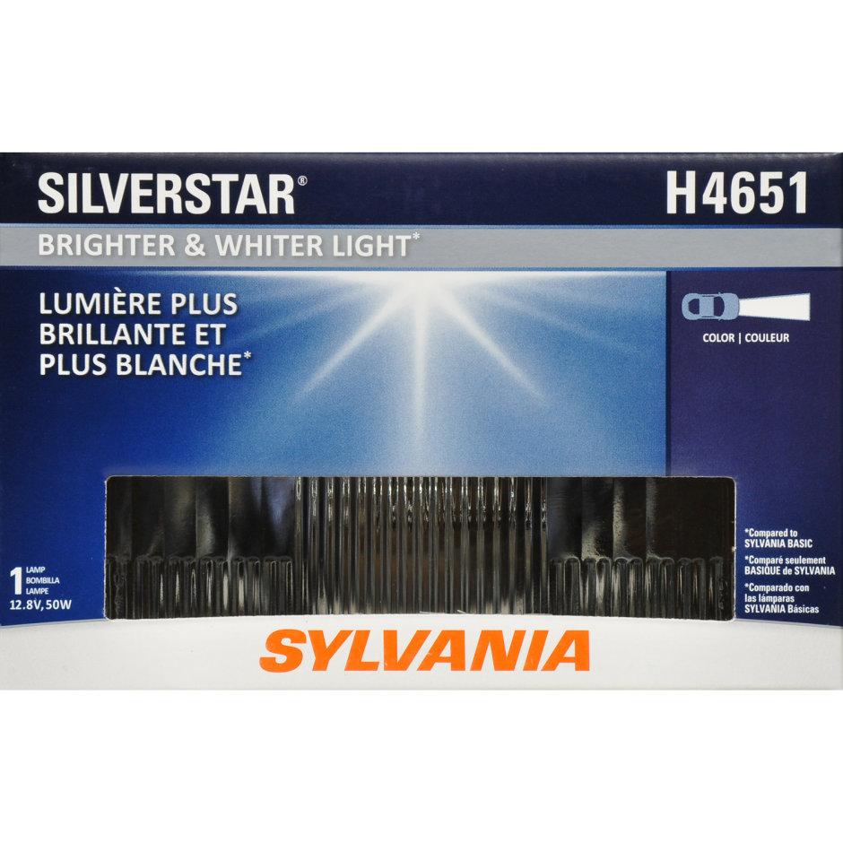 Sylvania Automotive Bulb Guide >> SYLVANIA H4651 Basic Headlight Bulb | SYLVANIA Automotive