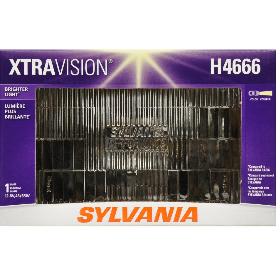 H4666 Bulb - XtraVision