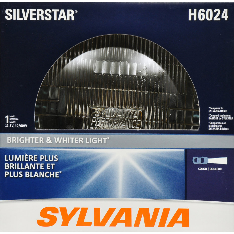 H6024 Bulb - SilverStar