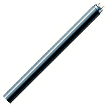 Linear Blacklight Blue (BLB) UV-A Lamps
