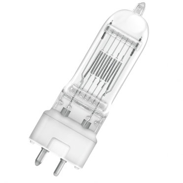 Specialty Halogen Lamps with High Voltage for Stage & Studio