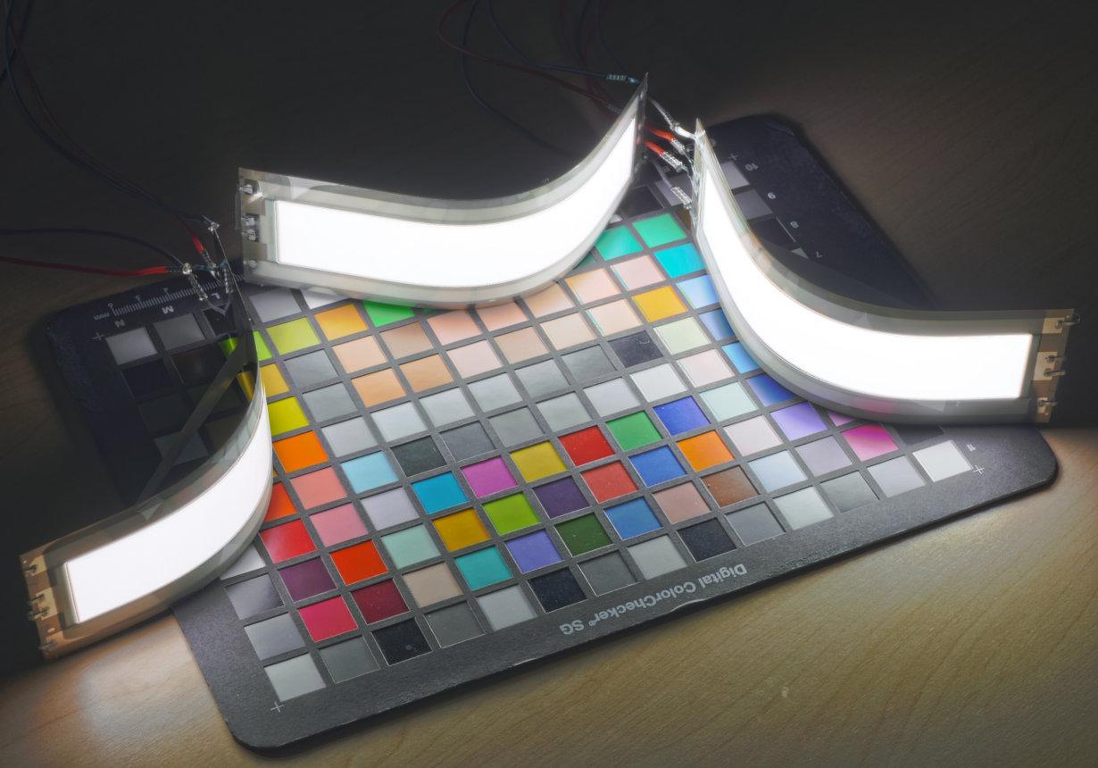 flexible OLEDs,bendable OLED