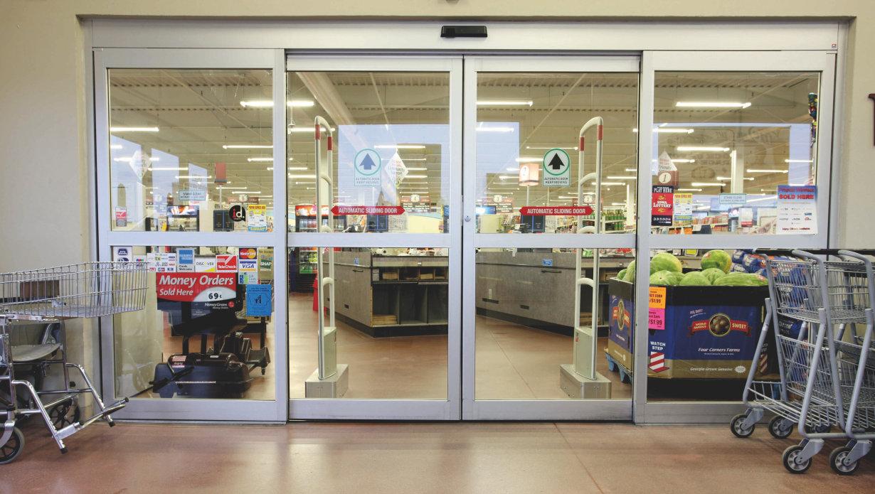 Luce led per supermercati u osram lighting solutions per il