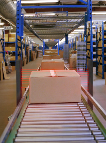 MIDLED - Applications Industrial (e.g. Light barriers over greater distances)