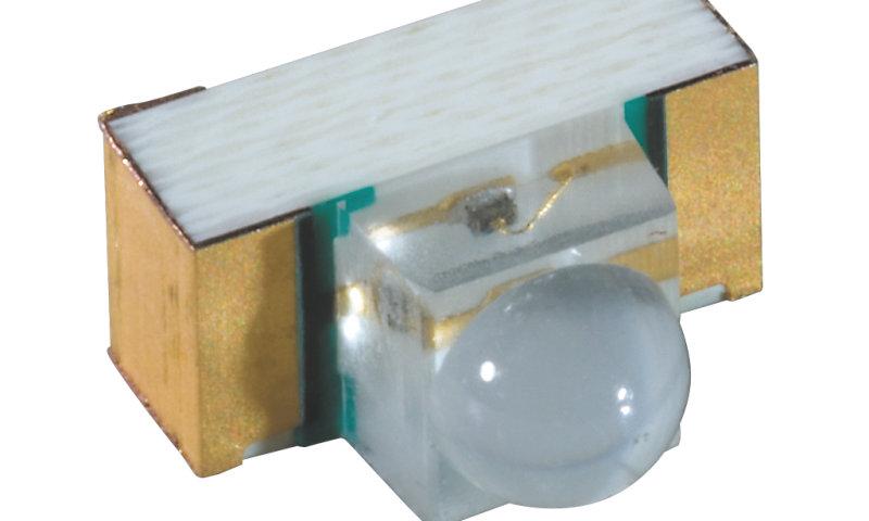 配备透镜 SFH 4045N 的 CHIPLED®