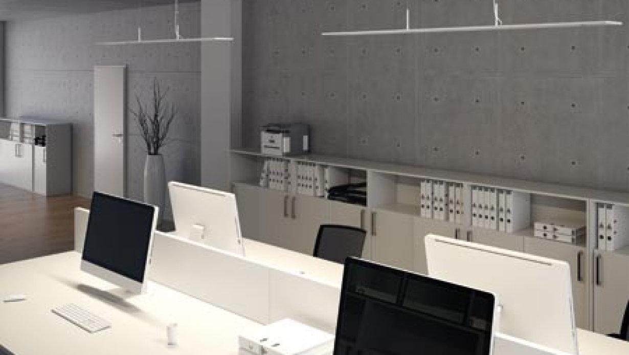 Luce led per spazi di lavoro u2022 osram lighting solutions per l