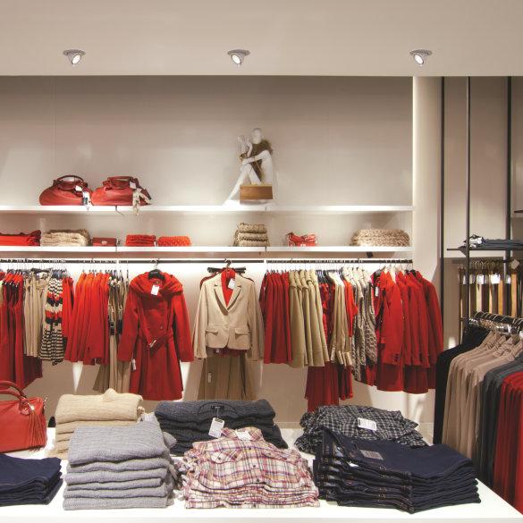 Illuminazione Retail