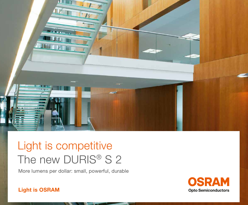 Download: DURIS® S 2 flyer