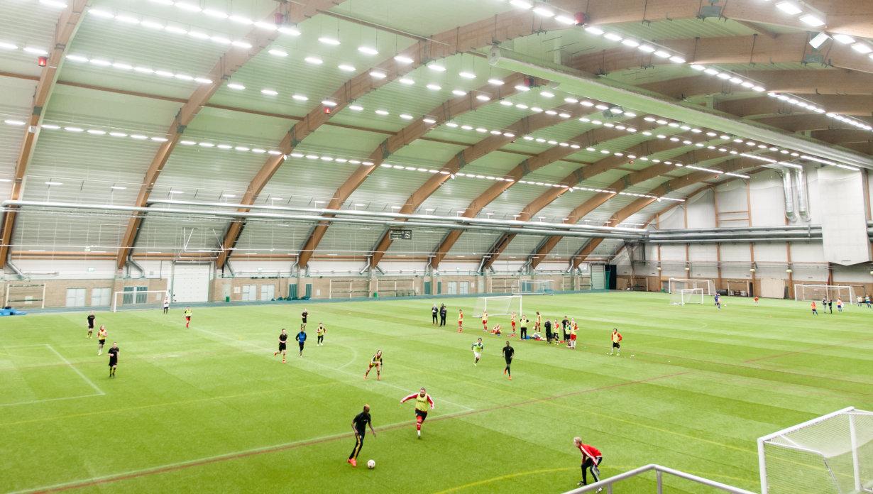 Illuminazione led per lo sport u osram lighting solutions per lo
