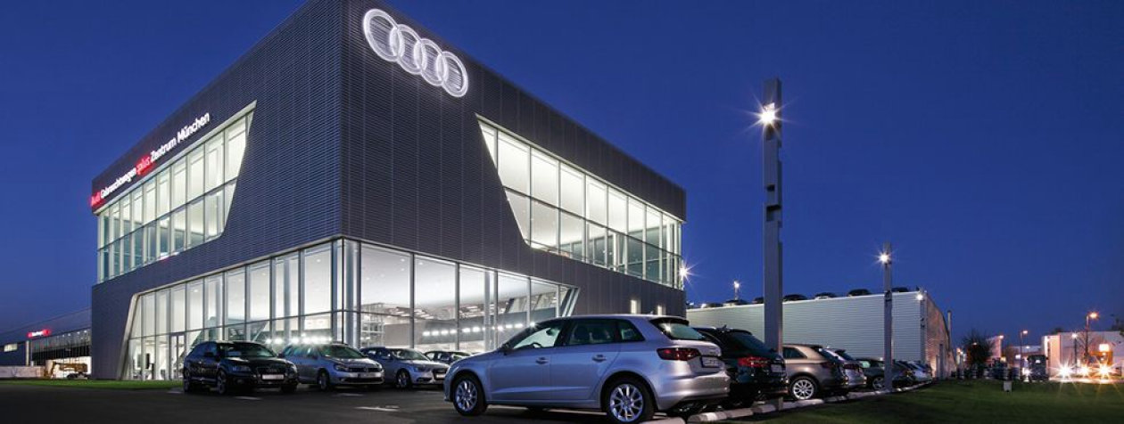 Lighting impulses for emotional experience in the Audi used-car centre