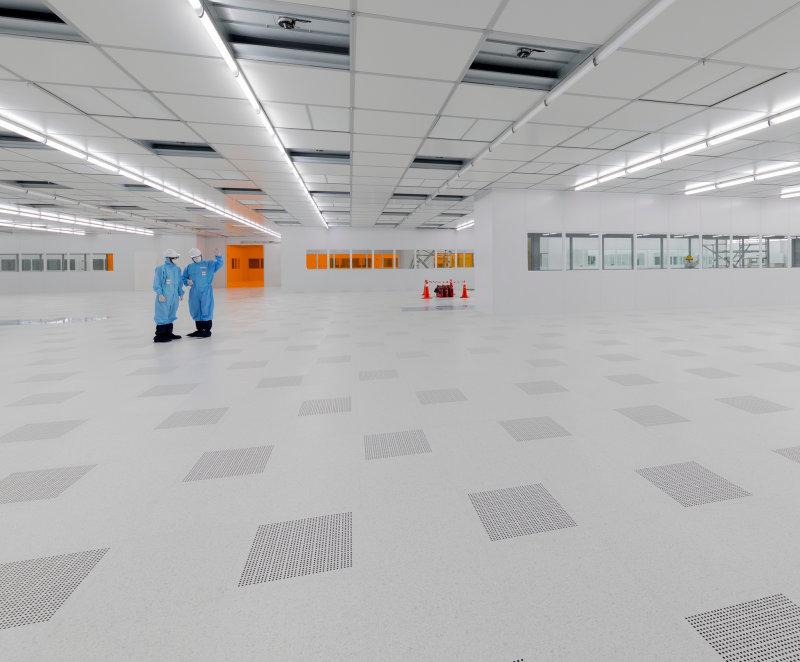 Kulim: Nejmodernější šestipalcová LED výroba čipů na světě