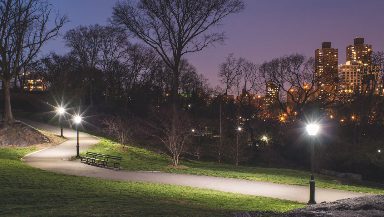 Light For Public Areas Osram Lighting Solutions For