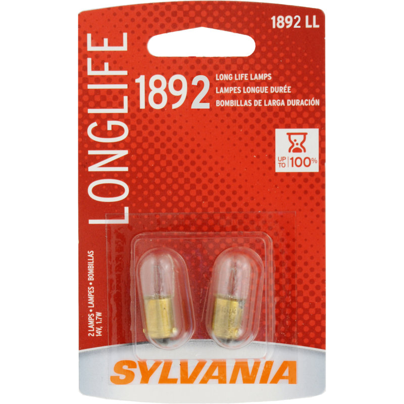 1892 Incandescent Bulb - LongLife